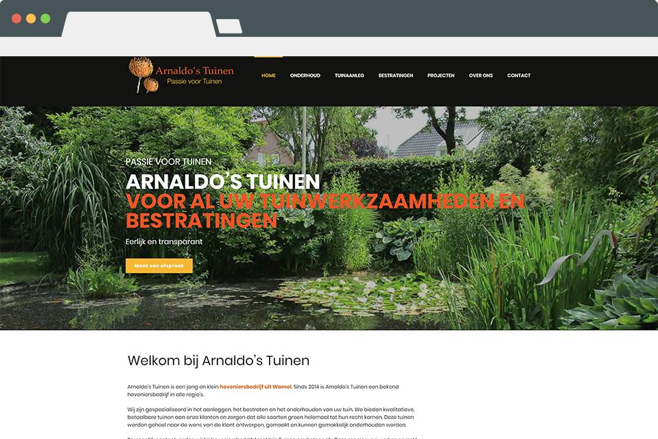 Arnaldo's Tuinen