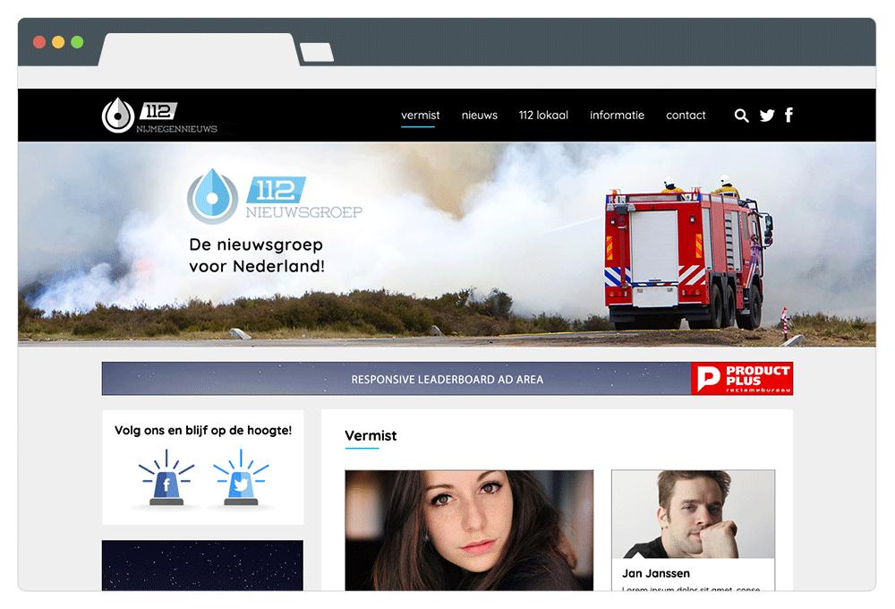 112nieuwsgroep-browser