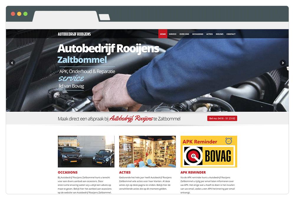 Autobedrijf Rooijens