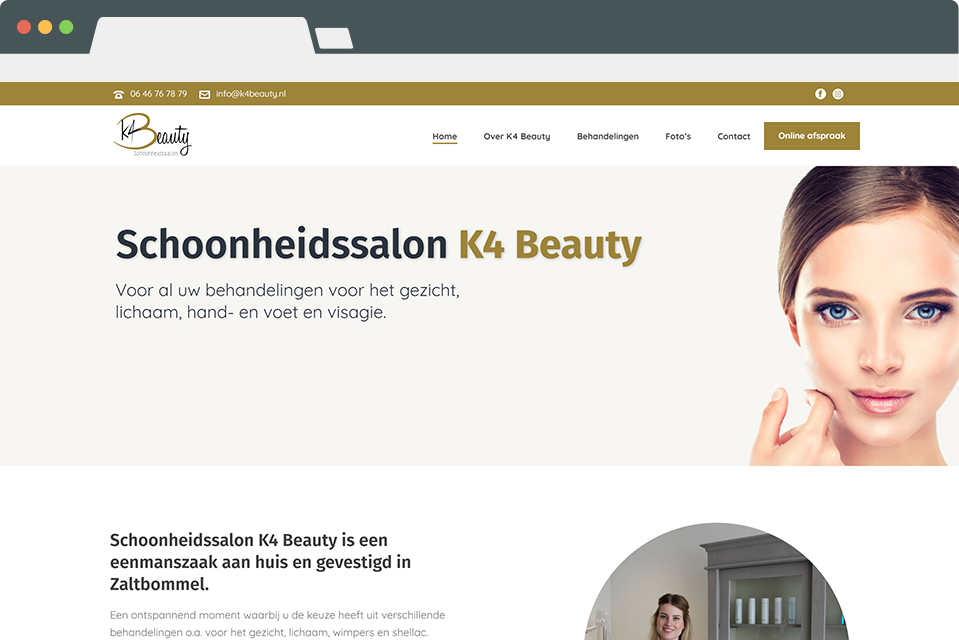 k4beauty-browser